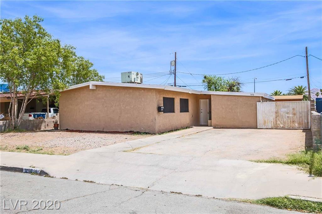 Photo of 1616 Patricia, North Las Vegas, NV 89030 (MLS # 2205374)