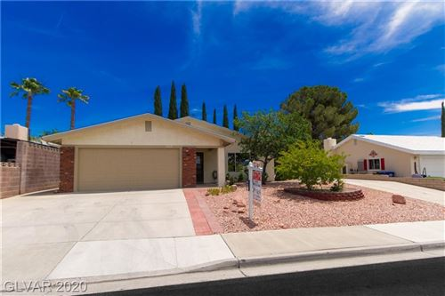 Photo of 1515 MANCHA Drive, Boulder City, NV 89005 (MLS # 2063375)