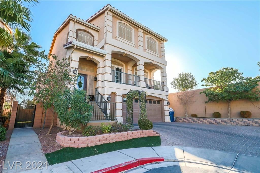 6087 Belvedere Canyon Avenue, Las Vegas, NV 89139 - MLS#: 2266375