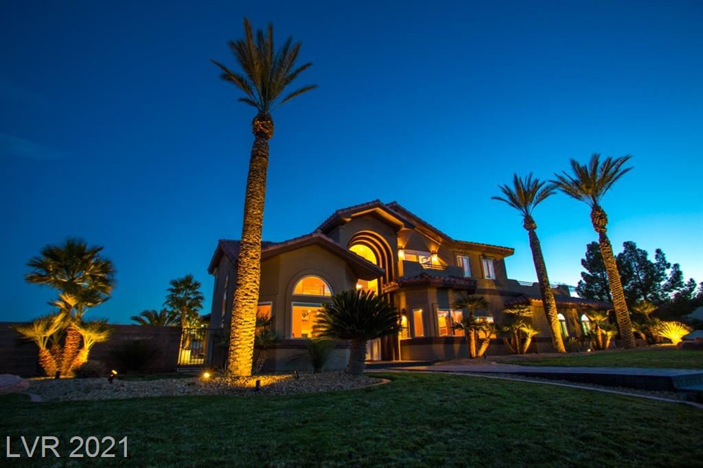 Photo of 8385 Warbonnet Way, Las Vegas, NV 89113 (MLS # 2335375)