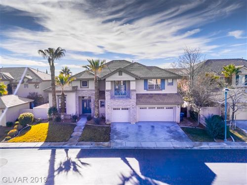 Photo of 10691 CAPESTHORNE Way, Las Vegas, NV 89135 (MLS # 2159376)
