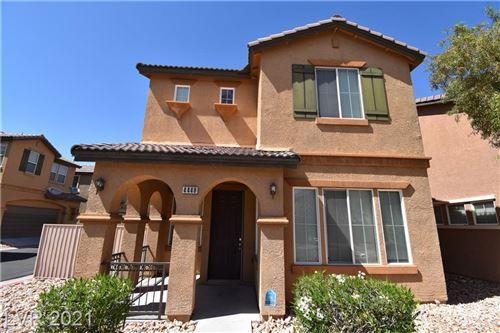 Photo of 4448 Mount Penteli Avenue, North Las Vegas, NV 89031 (MLS # 2295376)