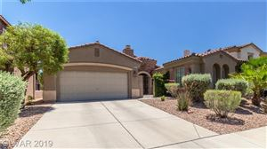 Photo of 861 Bussora Rose Drive, Henderson, NV 89015 (MLS # 2147377)