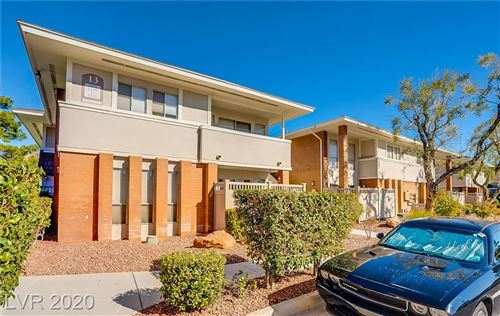 Photo of 698 OAKMONT Avenue #1305, Las Vegas, NV 89109 (MLS # 2175378)