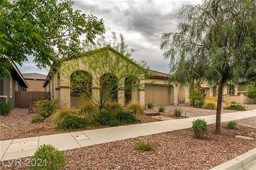 Photo of 374 Inflection Street, Henderson, NV 89011 (MLS # 2319378)