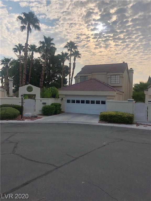 Photo of 5280 Drifting Sands Court, Las Vegas, NV 89149 (MLS # 2232378)