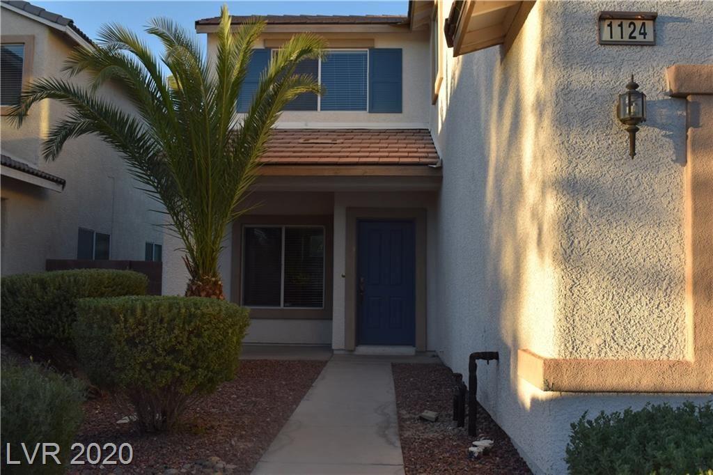 Photo of 1124 East Malibu Sands Avenue, North Las Vegas, NV 89086 (MLS # 2239378)