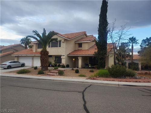 Photo of 5617 Sageridge Circle, North Las Vegas, NV 89031 (MLS # 2344379)