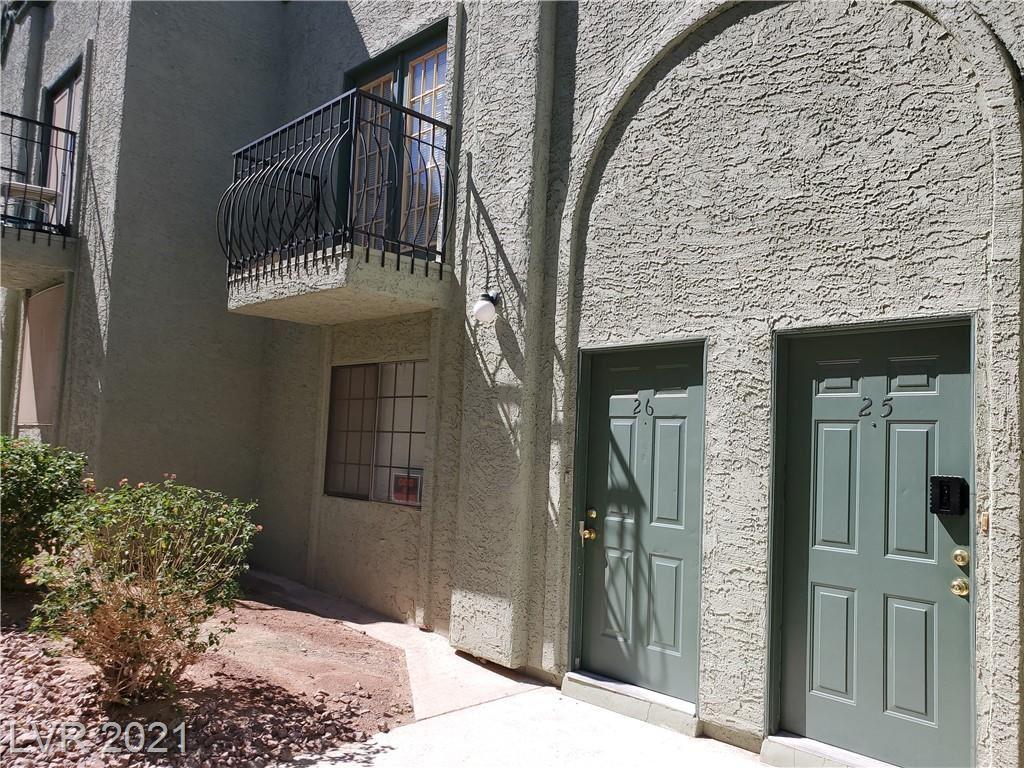 Photo of 7084 Burcot Avenue #E26, Las Vegas, NV 89156 (MLS # 2332379)