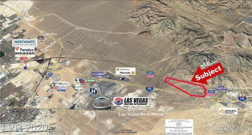 Photo of US I-15 HWY - Apex Industrial Park, North Las Vegas, NV 89165 (MLS # 2136380)