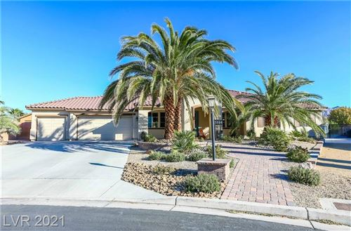 Photo of 5884 Taylor Valley Avenue, Las Vegas, NV 89131 (MLS # 2343380)