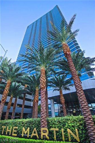 Photo of 4471 Dean Martin Drive #1201, Las Vegas, NV 89103 (MLS # 2248381)