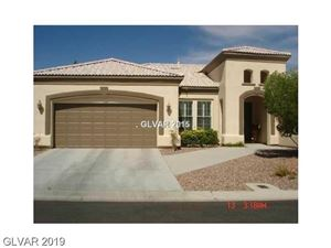 Photo of 5158 VINCITOR Street, Las Vegas, NV 89135 (MLS # 2131382)