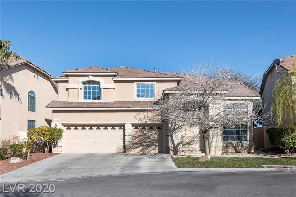 Photo of 480 Baldur Run Street, Las Vegas, NV 89148 (MLS # 2181383)