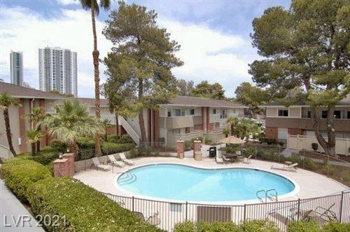 Photo of 769 Oakmont Avenue #402, Las Vegas, NV 89109 (MLS # 2314384)