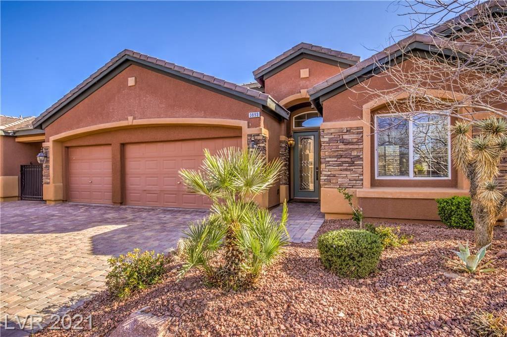 Photo of 3893 Sangre De Cristo Avenue, Las Vegas, NV 89118 (MLS # 2296384)