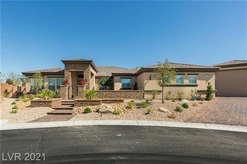 Photo of 6274 Braided Romel Court, Las Vegas, NV 89131 (MLS # 2342385)