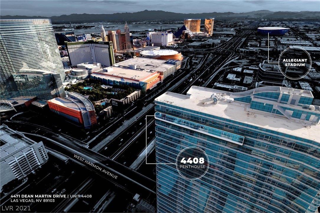 Photo of 4471 DEAN MARTIN Drive #4408, Las Vegas, NV 89103 (MLS # 2338385)