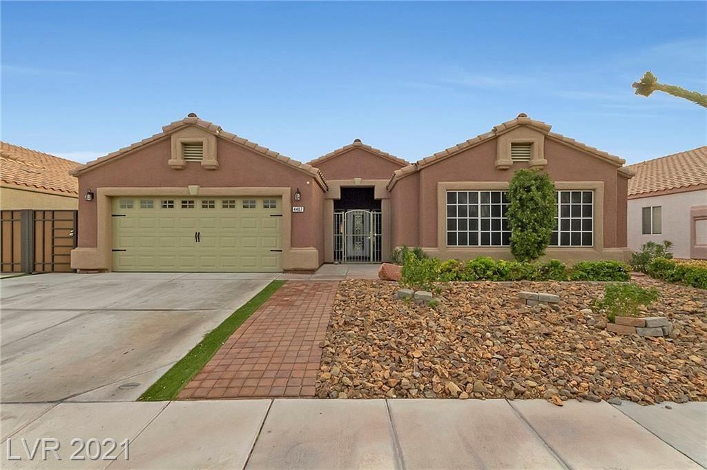 Photo of 4407 Golden Palomino Lane, North Las Vegas, NV 89032 (MLS # 2343385)