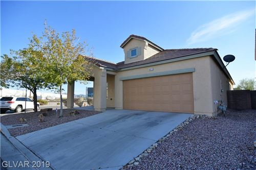 Photo of 4017 YELLOW MANDARIN Avenue, North Las Vegas, NV 89081 (MLS # 2158386)