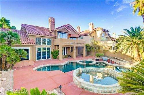 Photo of 7833 Rancho Mirage Drive, Las Vegas, NV 89113 (MLS # 2222386)