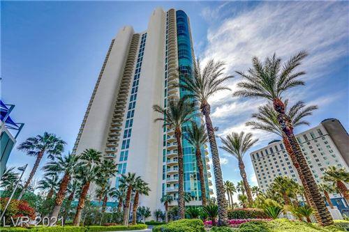 Photo of 322 Karen Avenue #1205, Las Vegas, NV 89109 (MLS # 2262386)