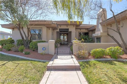 Photo of 10983 Tranquil Waters Court, Las Vegas, NV 89135 (MLS # 2274386)
