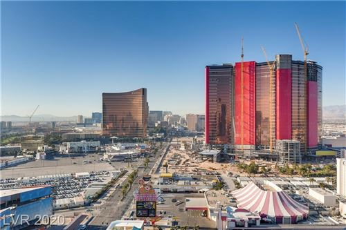 Photo of 2700 LAS VEGAS Boulevard #2510, Las Vegas, NV 89109 (MLS # 2176387)
