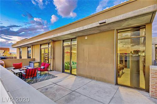 Photo of 353 East Bonneville Avenue #731, Las Vegas, NV 89101 (MLS # 2244387)