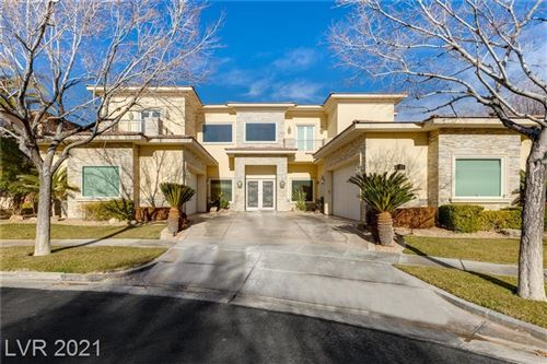 Photo of 9328 TOURNAMENT CANYON Drive, Las Vegas, NV 89144 (MLS # 2251387)