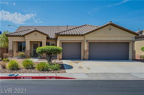 Photo of 809 El Cabo Rey Avenue, North Las Vegas, NV 89081 (MLS # 2319387)