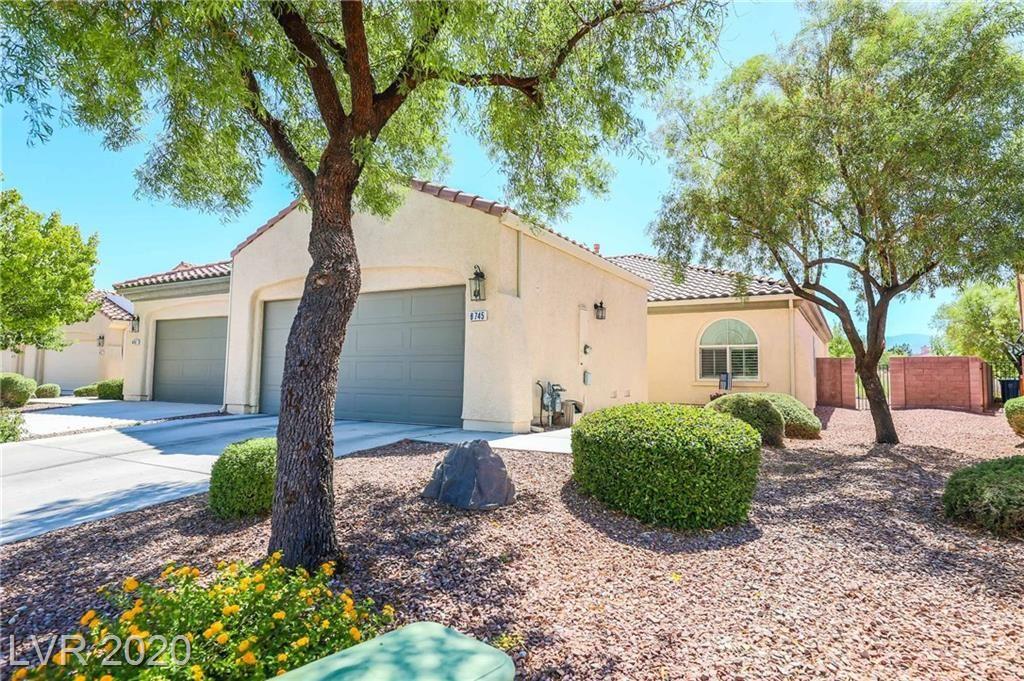 Photo of 8745 Echo Grande Drive, Las Vegas, NV 89131 (MLS # 2210387)