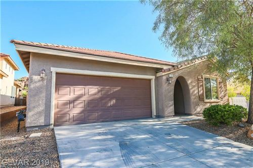 Photo of 124 AUSTIN ROSE Avenue, Henderson, NV 89002 (MLS # 2135388)