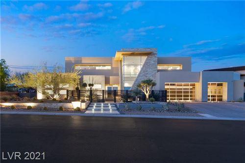 Photo of 90 Meadowhawk Lane, Las Vegas, NV 89135 (MLS # 2287388)