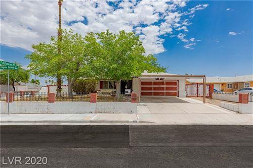 Photo of 1001 Eugene Cernan Street, Las Vegas, NV 89145 (MLS # 2209389)