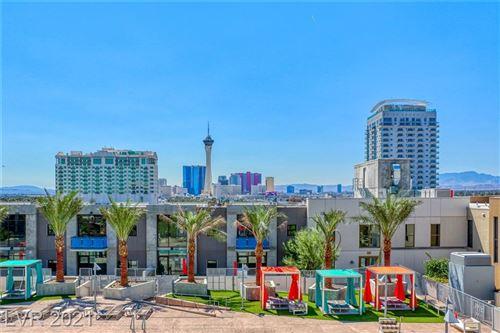 Photo of 353 East Bonneville Avenue #812, Las Vegas, NV 89101 (MLS # 2334389)