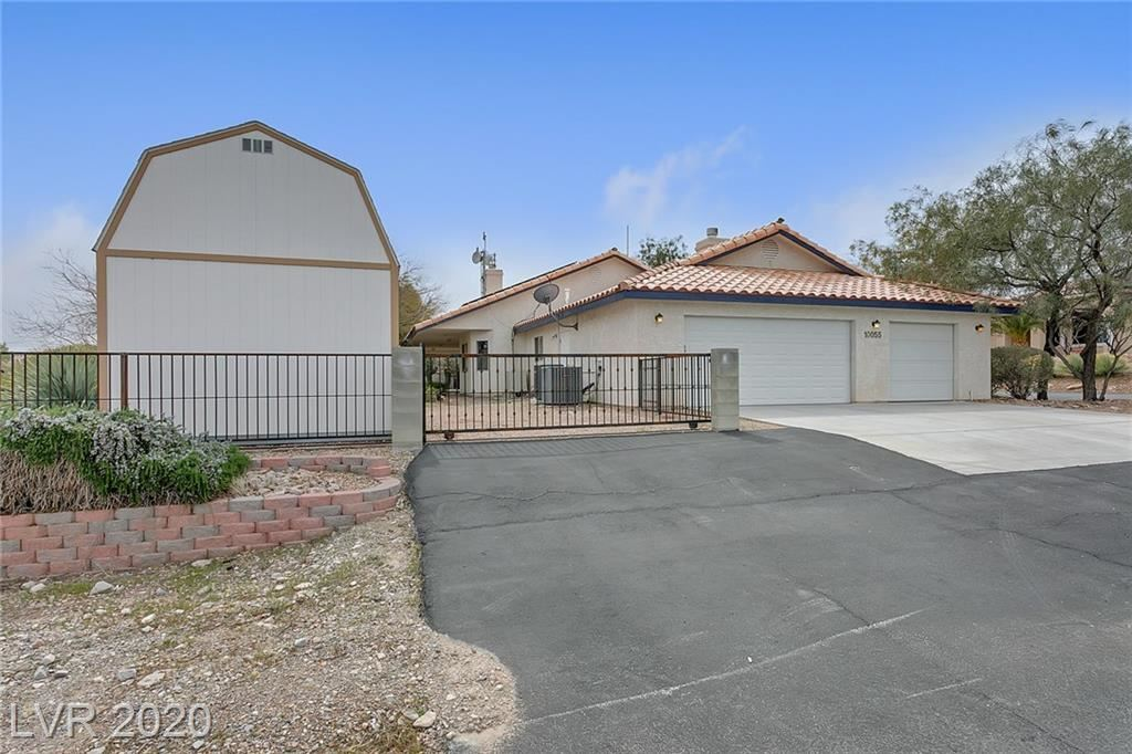 Photo of 10055 Bright Angel, Las Vegas, NV 89149 (MLS # 2183389)
