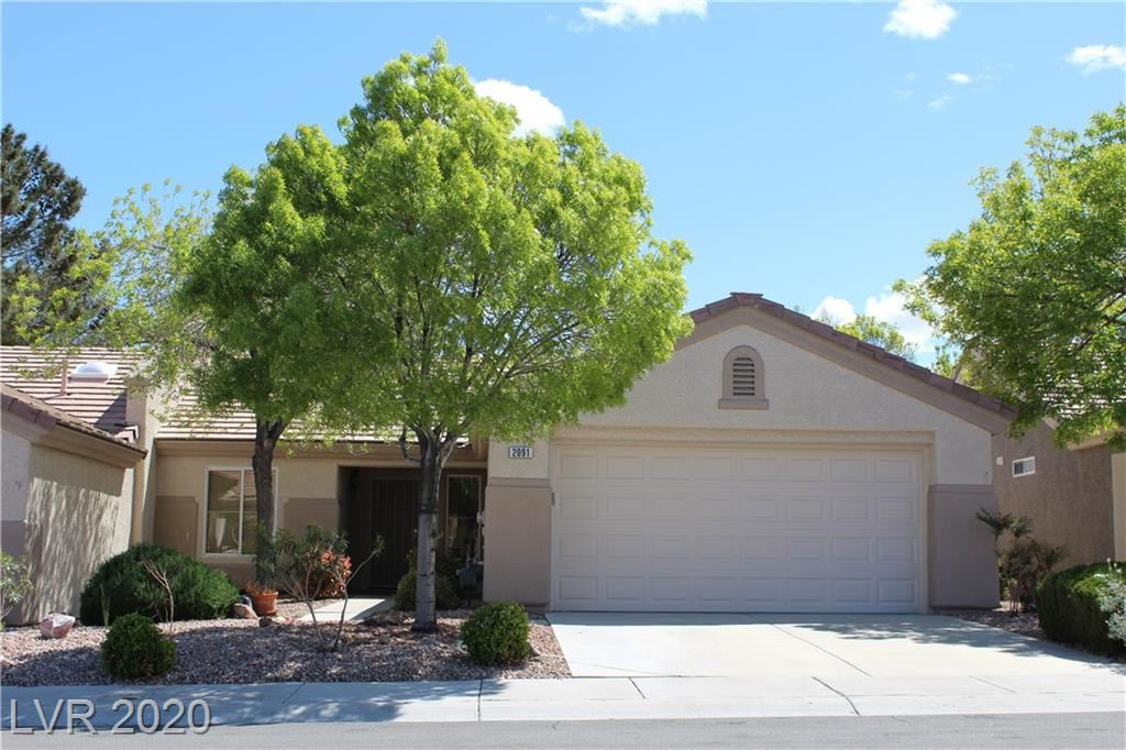 Photo of 2091 Poppywood, Henderson, NV 89012 (MLS # 2186389)