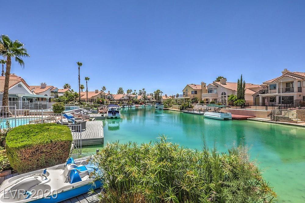 Photo of 3117 Waterside Circle, Las Vegas, NV 89117 (MLS # 2208389)