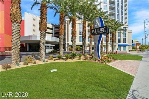 Photo of 200 SAHARA Avenue #906, Las Vegas, NV 89102 (MLS # 2204390)