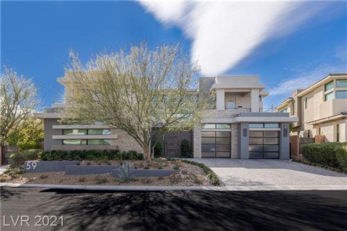 Photo of 59 Glade Hollow Drive, Las Vegas, NV 89135 (MLS # 2266390)