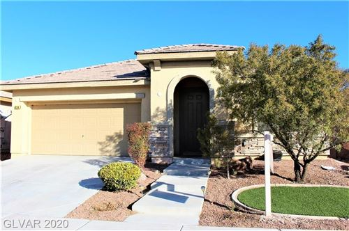Photo of 8116 Hamilton Falls Street, North Las Vegas, NV 89085 (MLS # 2164391)