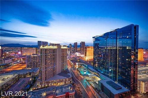 Photo of 135 East HARMON Avenue #3019&3021, Las Vegas, NV 89109 (MLS # 2307391)