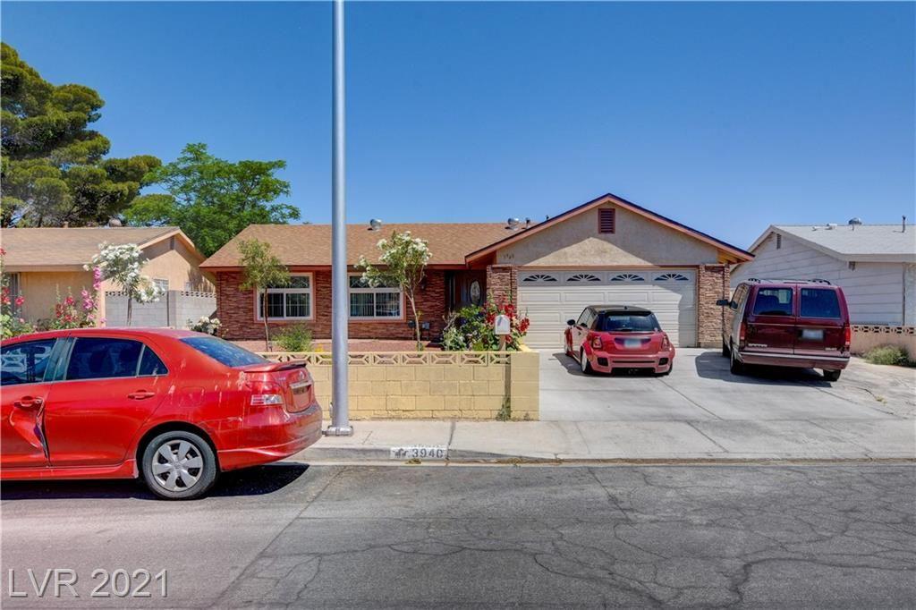 3940 Montebello Avenue, Las Vegas, NV 89110 - MLS#: 2293392