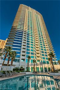 Photo of 2700 LAS VEGAS Boulevard #1205, Las Vegas, NV 89109 (MLS # 2075393)