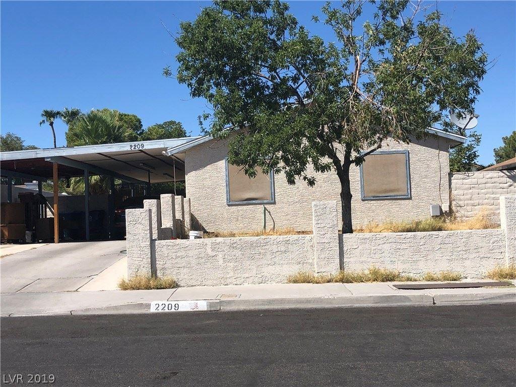 Photo of 2209 DEMETRIUS Avenue, Las Vegas, NV 89101 (MLS # 2129393)