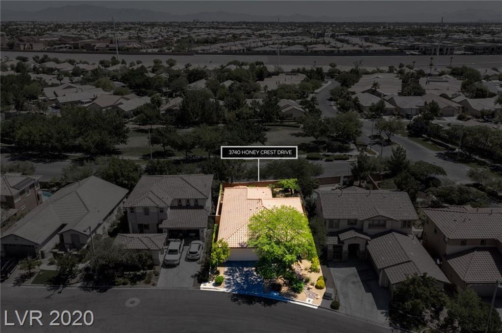 Photo of 3740 Honey Crest Drive, Las Vegas, NV 89135 (MLS # 2210393)