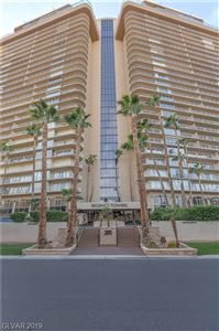 Photo of 3111 BEL AIR Drive #10F, Las Vegas, NV 89109 (MLS # 2080394)