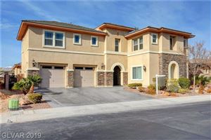 Photo of 8425 KILLIANS GREENS Drive, Las Vegas, NV 89131 (MLS # 2104394)