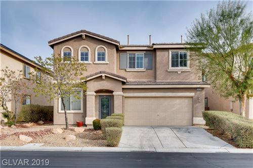 Photo of 6420 SETTING MOON Street, North Las Vegas, NV 89084 (MLS # 2157394)